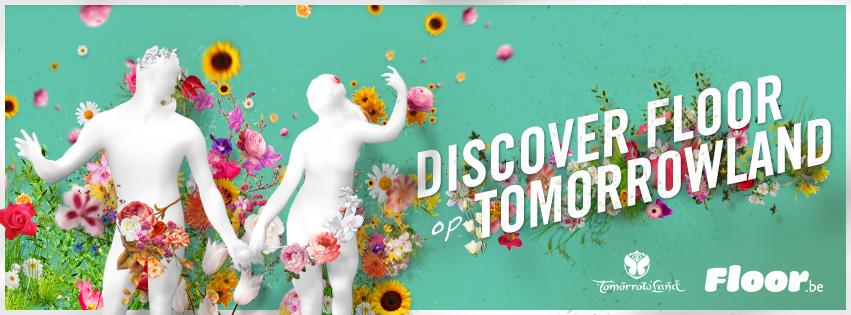 Liefde, happiness en véél bloemen op Tomorrowland 2014