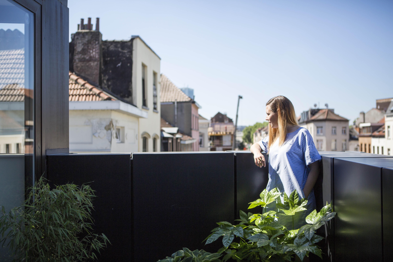 Op bezoek bij Isabelle: vakantiesfeer in hartje Brussel