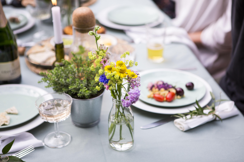 Zalige zomeravonden tips voor een tuinfeest in t groen floor - Decoratie pizzeria ...